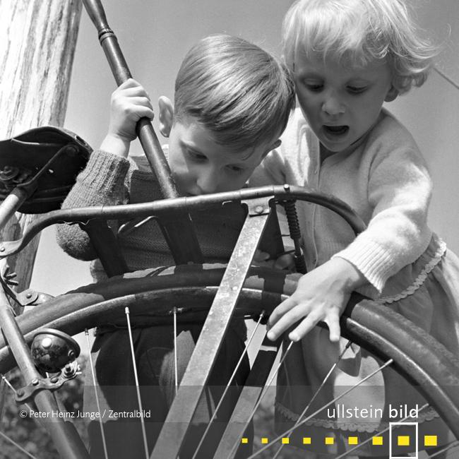 Kindheit 1959 - Fotos von Peter Heinz Junge