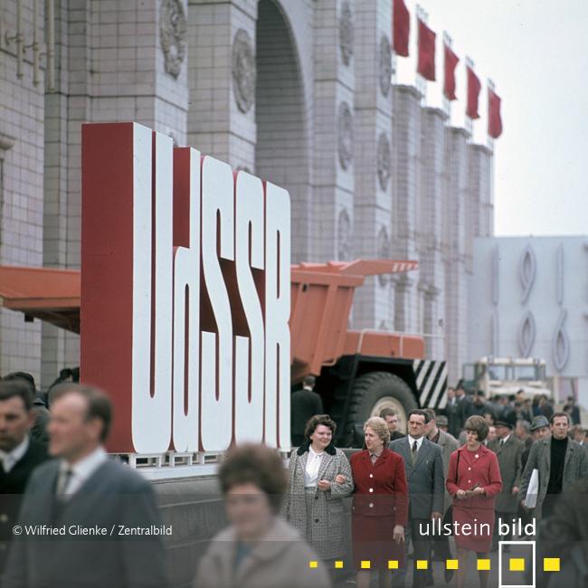 Leipziger Messe 1967 - Fotos von Wilfried Glienke