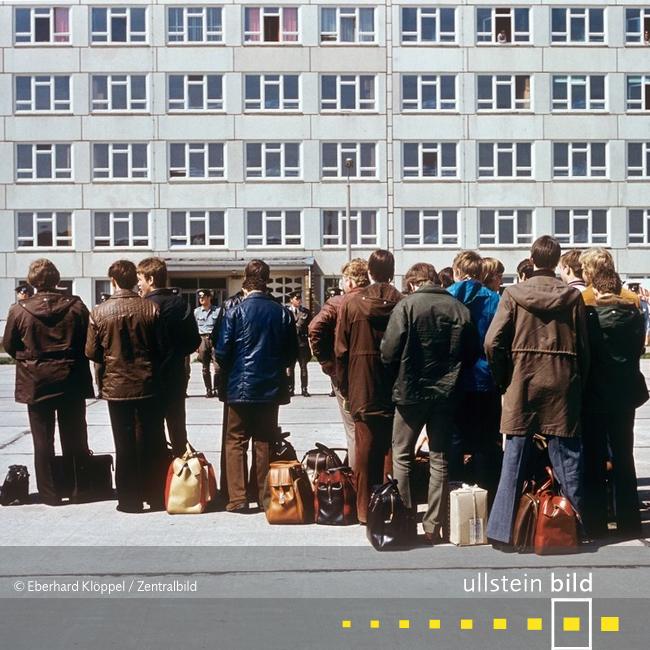 """Unteroffziersschule """"Egon Schultz"""" in Perleberg 1978 - Fotos von Eberhard Klöppel"""
