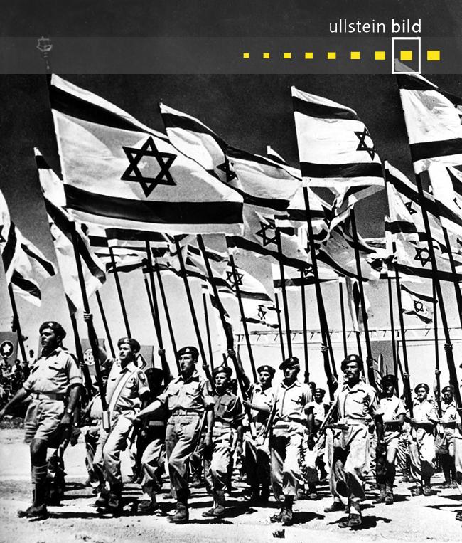 UNABHÄNGIGKEIT & STAATSGRÜNDUNG ISRAEL 70. Jahrestag am 14. Mai 2018