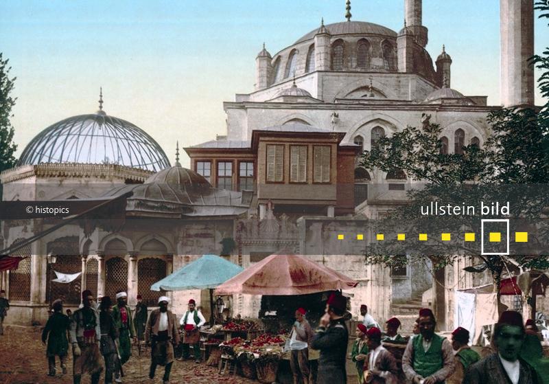 Konstantinopel um 1900