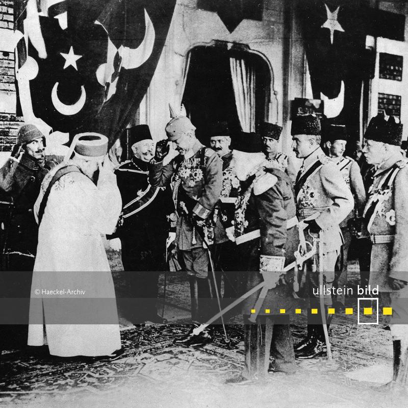 Wilhelm II., das Deutsche Reich und der Orient