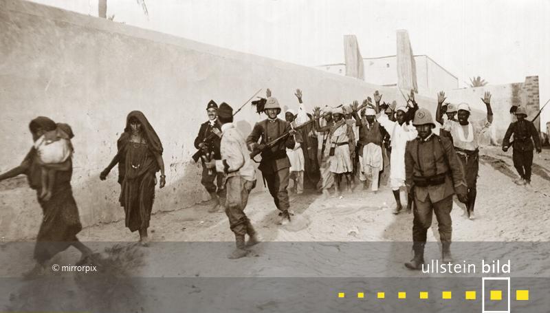Italienisch-türkischer Krieg 1911/12
