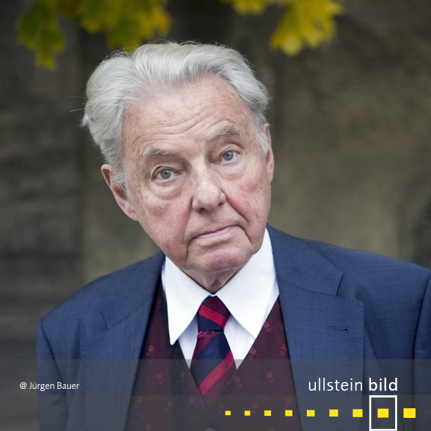 Joachim Kaiser † 11. Mai 2017 in München