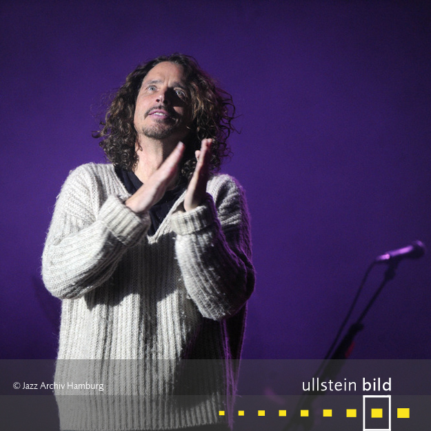 Chris Cornell † 17. Mai 2017 in Detroit