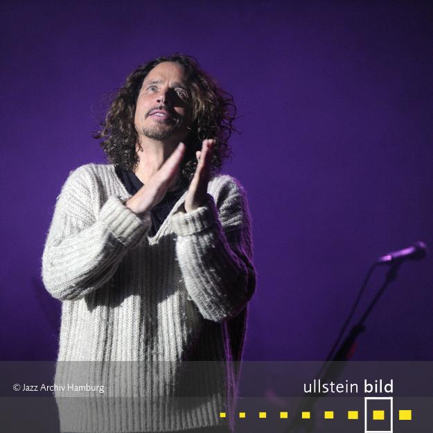 Chris Cornell † 17. Mai 2017 in Detroit