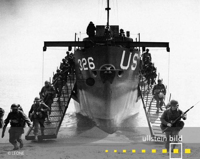 D-Day LANDUNG IN DER NORMANDIE 75. Jahrestag am 6. Juni 2019