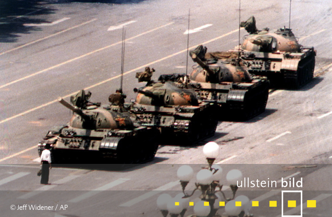 TIANANMEN-MASSAKER IN PEKING 30. Jahrestag am 4. Juni 2019