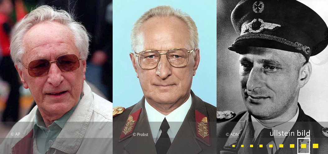 Heinz Keßler 1993, 1988 und 1964