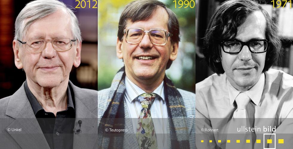 Herbert Feuerstein 2012, 1990 und 1971