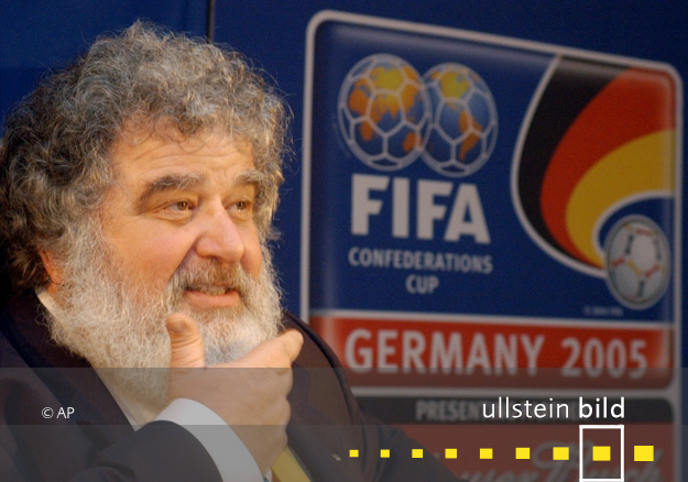 Chuck Blazer † 12. Juli 2017 in New Jersey