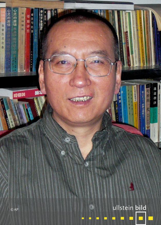 Liu Xiaobo † 13. Juli 2017 in Shenyang