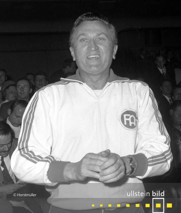 Bernhard Kempa † 20. Juli 2017 in Bad Boll