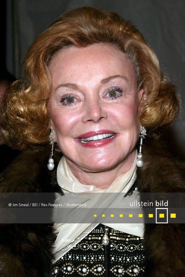Barbara Sinatra † 25. Juli 2017 in Rancho Mirage, Kalifornien