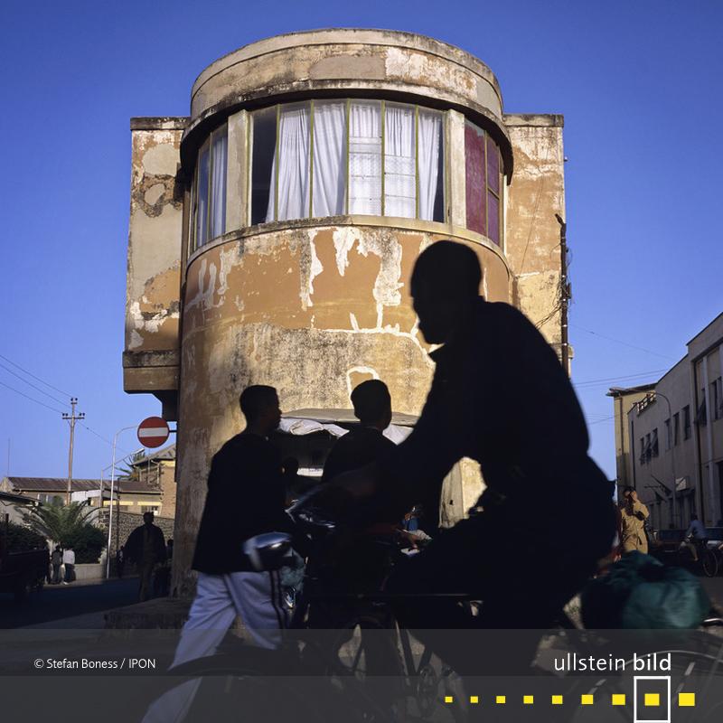 Asmara: Wohnhaus