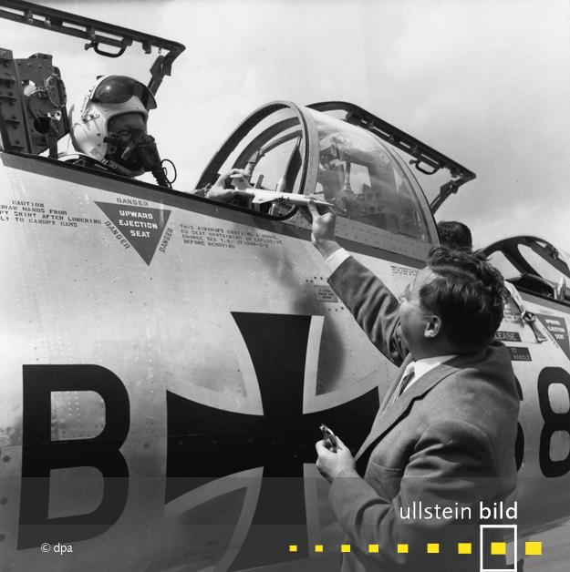 Starfighter-Affäre der Bundeswehr