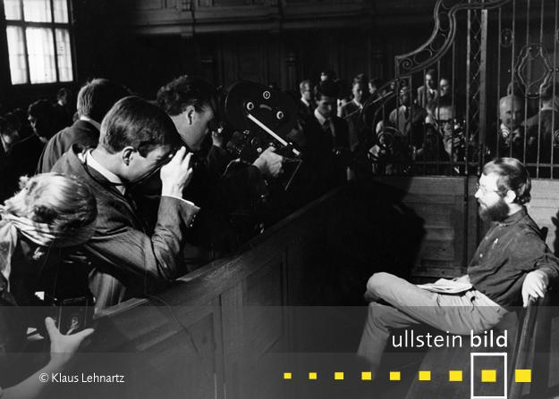 Teufel-Prozesse in Berlin 1967/68