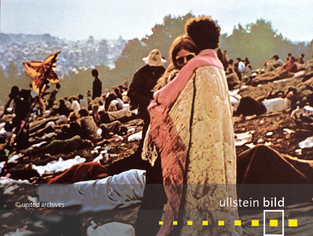 Woodstock-Festival vom 15.-17. August 1969