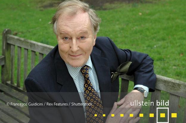 Robert Hardy † 3. August 2017 in London
