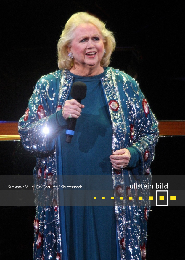 Barbara Cook † 8. August 2017 in New York City