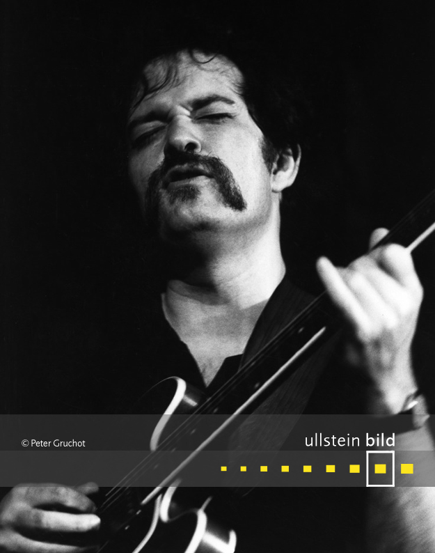 John Abercrombie † 22. August 2017 in Cortland, New York