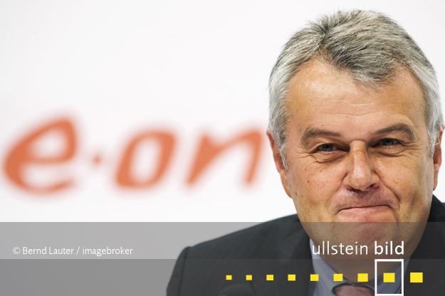 Wulf Bernotat † 27. August 2017 in Essen