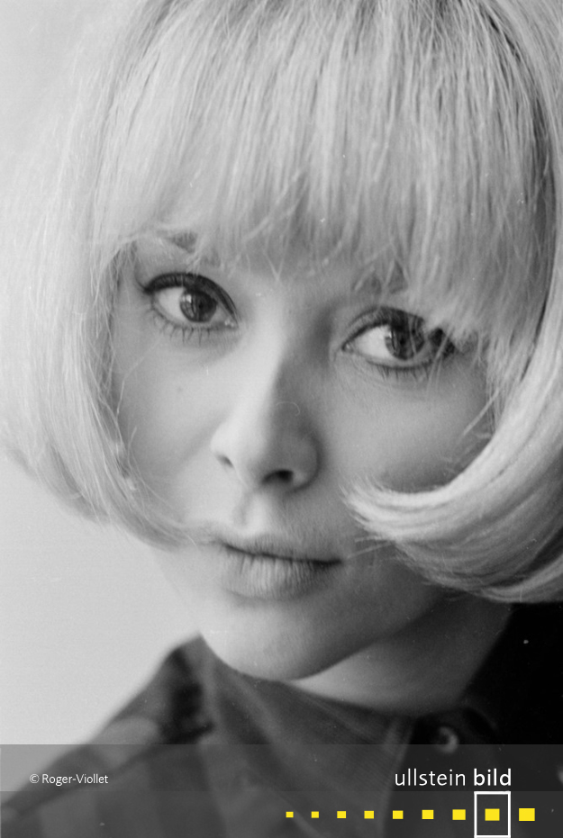 Mireille Darc † 28. August 2017 in Paris