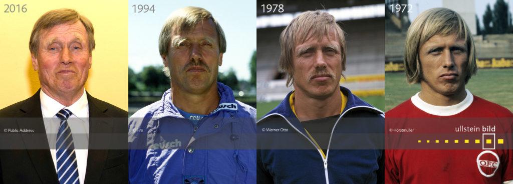 Sigfried Held 2016, 1994, 1978, 1972