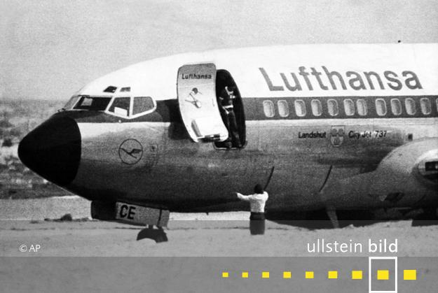 """Entführung des Lufthansa-Flugzeugs """"Landshut"""""""