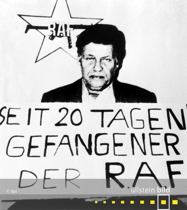 Enführung und Ermordung von Hanns Martin Schleyer