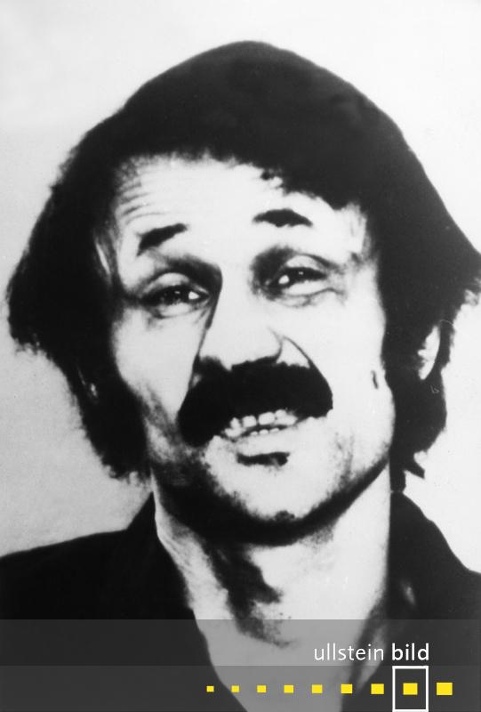 1974: RAF-Terrorist Holger Meins stirbt nach 58 Tagen Hungertreik in der JVA Wittlich.