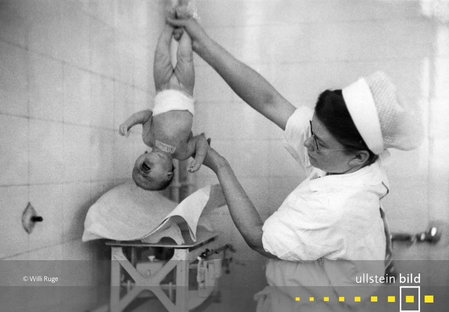 In der Landesfrauenklinik der Provinz Brandenburg in Berlin-Neukölln