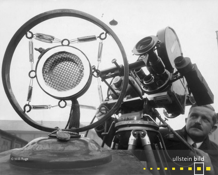Der Tonfilm: vom Storyboard bis ins Archiv (1931)