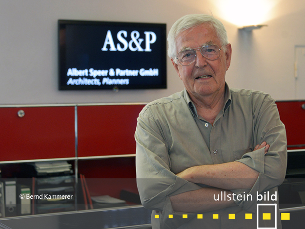 Albert Speer † 15. September 2017 in Frankfurt am Main