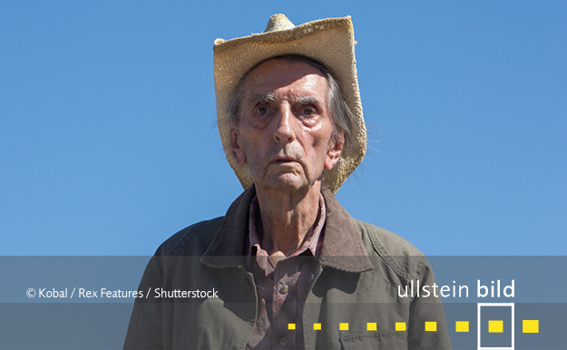 Harry Dean Stanton † 15. September 2017 in Los Angeles, Kalifornien