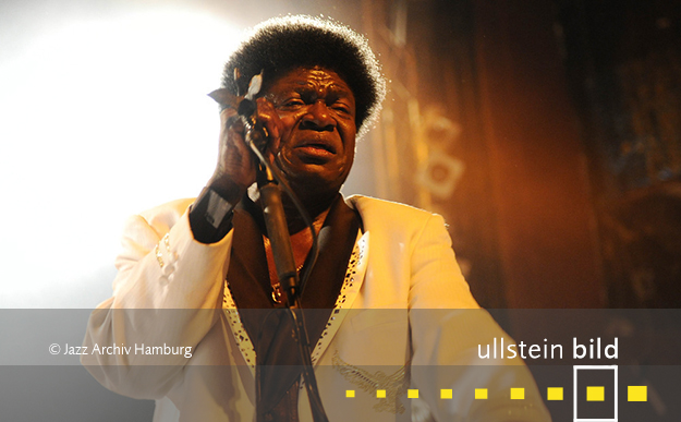 Charles Bradley † 23. September 2017 in New York City