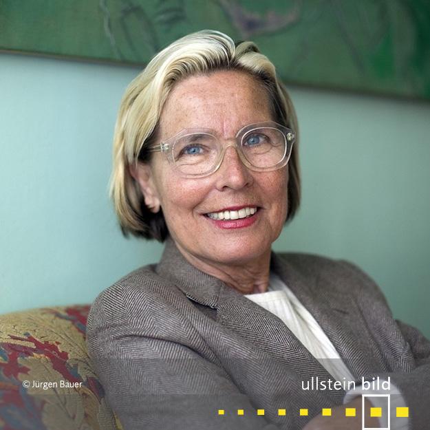 Silvia Bovenschen † 25. Oktober 2017 in Berlin
