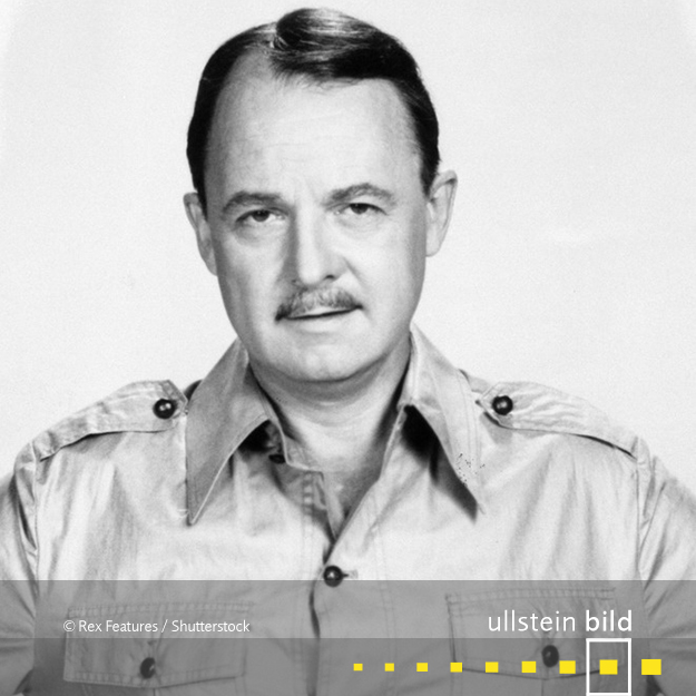 John Hillerman † 9. November 2017 in Houston, Texas