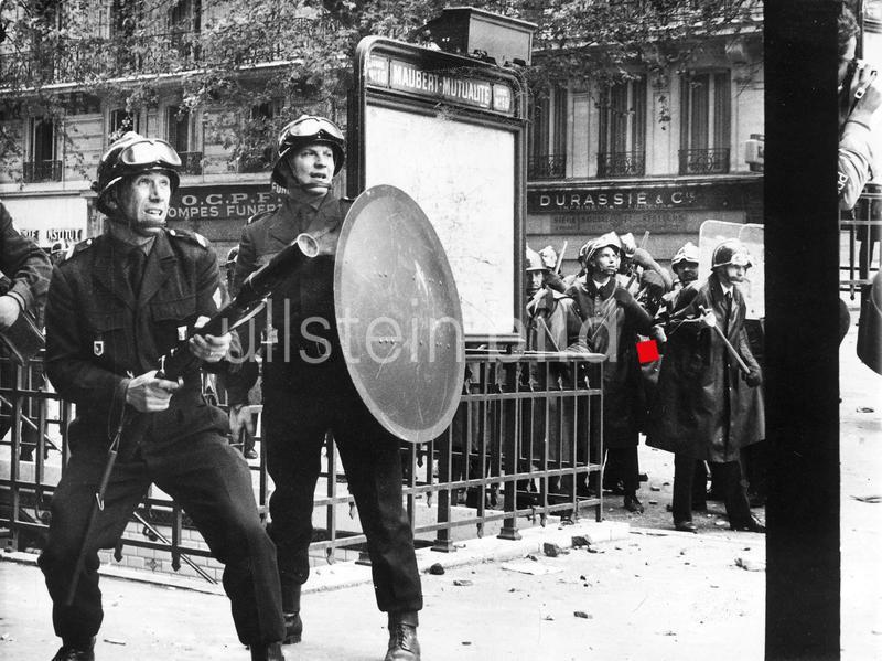 Pariser Mai-Unruhen 1968