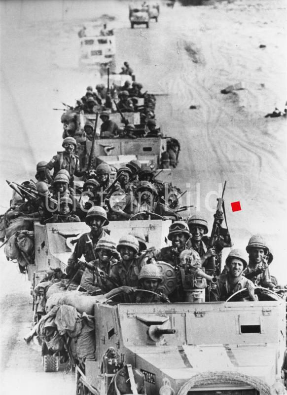 Sechs-Tage-Krieg im Juni 1967