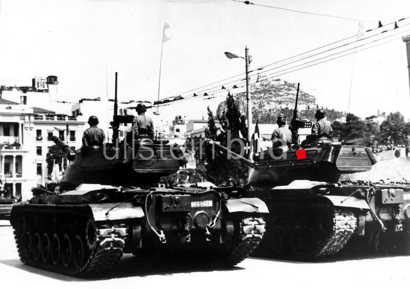 Militärputsch und Diktatur in Griechenland 1967