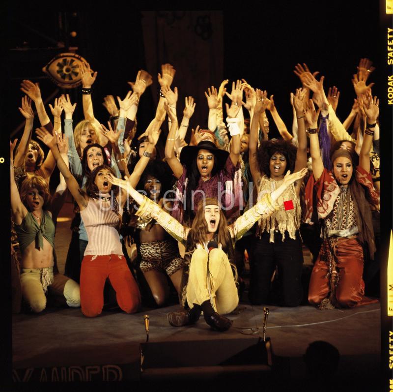 """Musical """"Hair"""" 1968-69"""