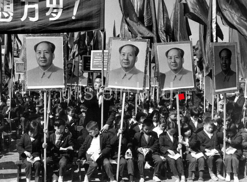 Kulturrevolution in China 1967
