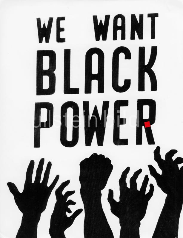 Black Panther & Black Power