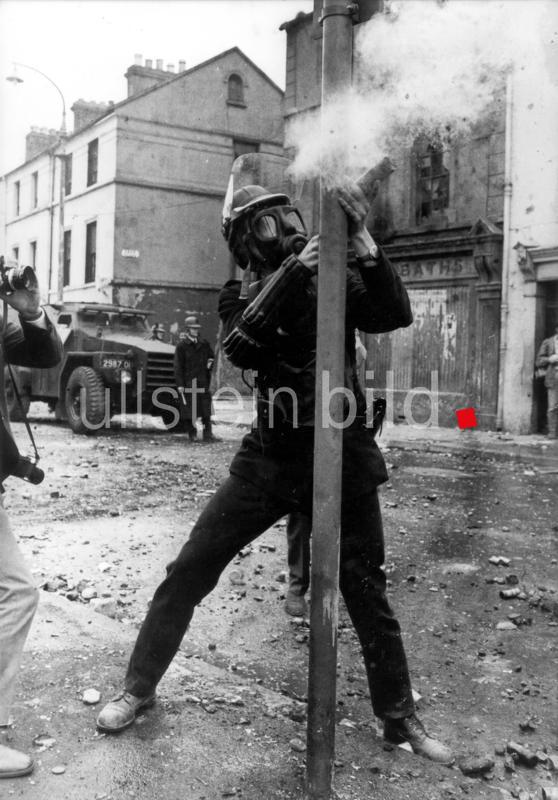 Schlacht der Bogside - Beginn des Nordirlandkonflikts 1968