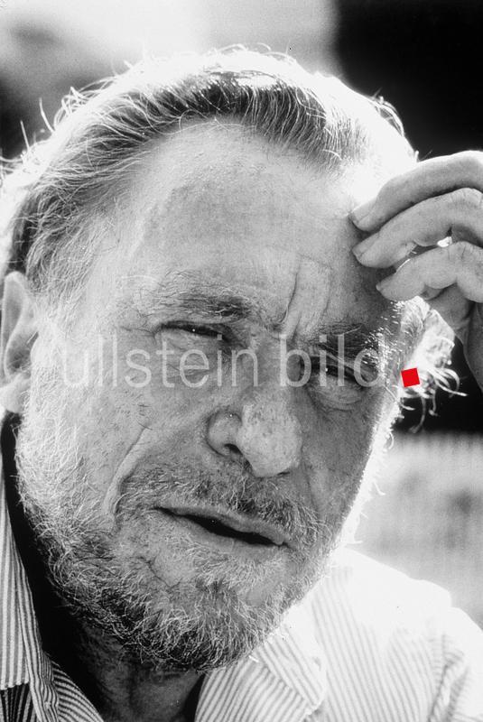 Charles BUKOWSKI 100. Geburtstag am 16.August 2020 / 9 Bilder