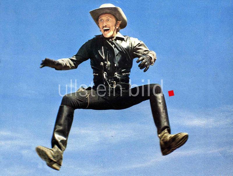 Kirk Douglas in Kaktus-Jack .
