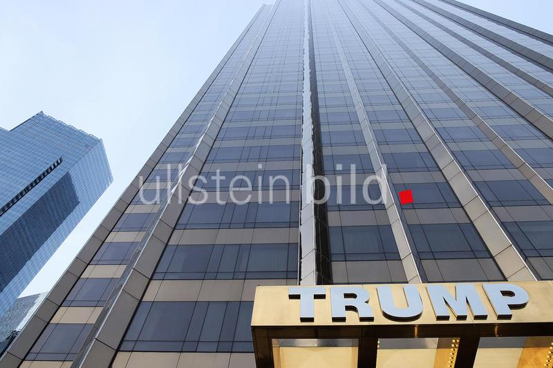 Trump hotel New York,  next to the Columbus Circle in Mid Town Manhattan.